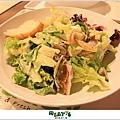 BLOGUSE【Saladay】台北大安|菜菜的繽紛世界,輕食漫談空間005