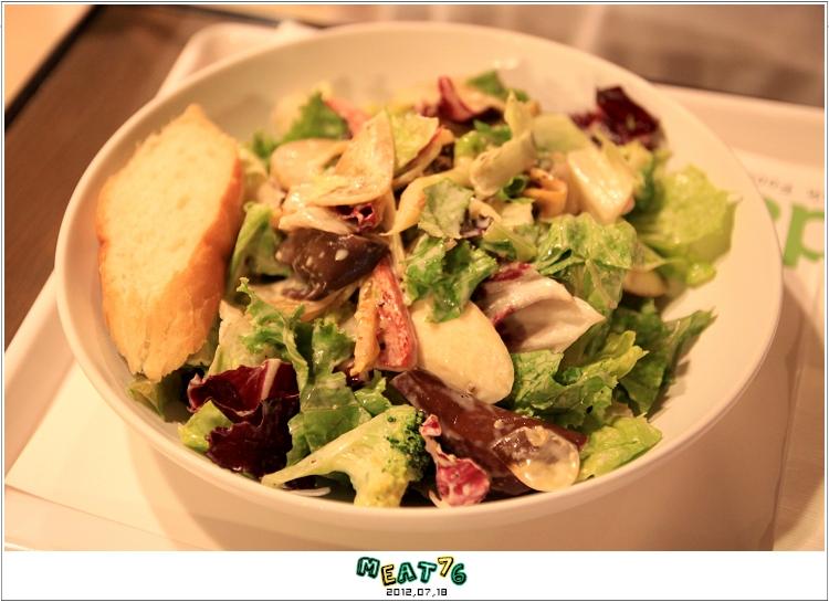 BLOGUSE【Saladay】台北大安|菜菜的繽紛世界,輕食漫談空間006
