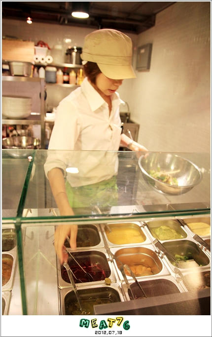 BLOGUSE【Saladay】台北大安|菜菜的繽紛世界,輕食漫談空間003