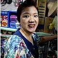 【蠟筆可可口糧餅】敗蘇拉颱風所賜,米特的第一次手工餅乾。101,08,02-012