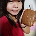 【蠟筆可可口糧餅】敗蘇拉颱風所賜,米特的第一次手工餅乾。101,08,02-003