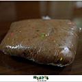 【蠟筆可可口糧餅】敗蘇拉颱風所賜,米特的第一次手工餅乾。101,08,02-004