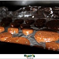 【蠟筆可可口糧餅】敗蘇拉颱風所賜,米特的第一次手工餅乾。101,08,02-005