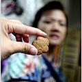 【蠟筆可可口糧餅】敗蘇拉颱風所賜,米特的第一次手工餅乾。101,08,02-011