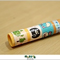 2012,09,05(101)【紙膠帶】Burt'sBees護唇膏新殼亮相12