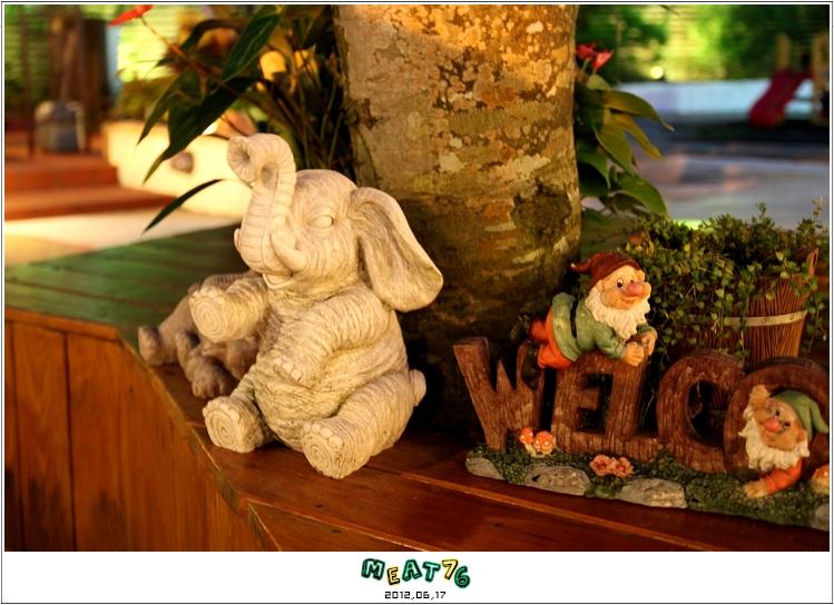 2012,06,17【象園咖啡 Elephant Garden】台北內湖-食記-038