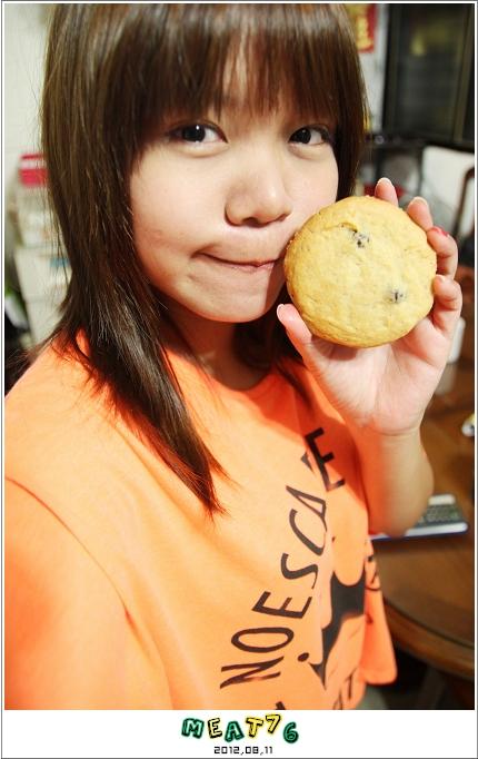 2012,08,11【奇滋可可豆餅乾】15