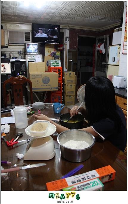 2012,08,11【奇滋可可豆餅乾】05