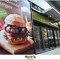 2012,09,08【費尼漢堡】Fani Burger。台北內湖002