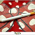 2012,09,14【紙膠帶】舊物新裝|金音ForFun,蝴蝶瓢蟲V.S.Elmo鉛筆01