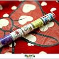 2012,09,14【紙膠帶】舊物新裝|金音ForFun,蝴蝶瓢蟲V.S.Elmo鉛筆02