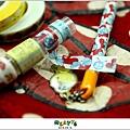 2012,09,14【紙膠帶】舊物新裝|金音ForFun,蝴蝶瓢蟲V.S.Elmo鉛筆05