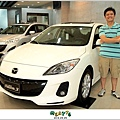 2012,09,29【New Mazda3】改款賞車015