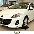 2012,09,29【New Mazda3】改款賞車018