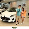 2012,09,29【New Mazda3】改款賞車019