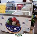 【小水牛優質雪花冰】宜蘭市冰店食記|接續黑店芋仔冰繼續來碗綿綿雪花冰,清涼享受一夏05