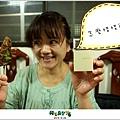 【阿嬤豬血糕】台北松山饒河街夜市食記|價錢太扯阿嬤壞壞,綿密口感倒不賴03