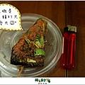 【阿嬤豬血糕】台北松山饒河街夜市食記|價錢太扯阿嬤壞壞,綿密口感倒不賴06