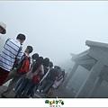 【擎天崗】台北山遊記|伸手不見五指的迷霧驚魂,消暑壯膽勝地08