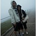 【擎天崗】台北山遊記|伸手不見五指的迷霧驚魂,消暑壯膽勝地13