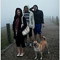 【擎天崗】台北山遊記|伸手不見五指的迷霧驚魂,消暑壯膽勝地14