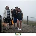 【擎天崗】台北山遊記|伸手不見五指的迷霧驚魂,消暑壯膽勝地15-1