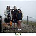 【擎天崗】台北山遊記|伸手不見五指的迷霧驚魂,消暑壯膽勝地15-2
