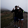 【擎天崗】台北山遊記|伸手不見五指的迷霧驚魂,消暑壯膽勝地20
