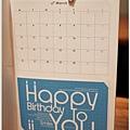 【寄思筆記本】2012年姊妹手帳入手開箱,滿滿明信片寄思念♥07