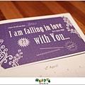 【寄思筆記本】2012年姊妹手帳入手開箱,滿滿明信片寄思念♥09