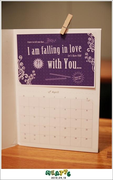 【寄思筆記本】2012年姊妹手帳入手開箱,滿滿明信片寄思念♥10
