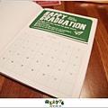 【寄思筆記本】2012年姊妹手帳入手開箱,滿滿明信片寄思念♥13