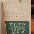 【寄思筆記本】2012年姊妹手帳入手開箱,滿滿明信片寄思念♥16
