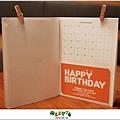 【寄思筆記本】2012年姊妹手帳入手開箱,滿滿明信片寄思念♥21