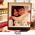 2012,08,23【手作系列|桌曆】菌菌跟賢賢的2012跨2013情侶紀念桌曆 ♥01