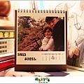 2012,08,23【手作系列|桌曆】菌菌跟賢賢的2012跨2013情侶紀念桌曆 ♥14