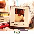 2012,08,23【手作系列|桌曆】菌菌跟賢賢的2012跨2013情侶紀念桌曆 ♥17