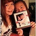 2012,08,23【手作系列|桌曆】菌菌跟賢賢的2012跨2013情侶紀念桌曆 ♥19