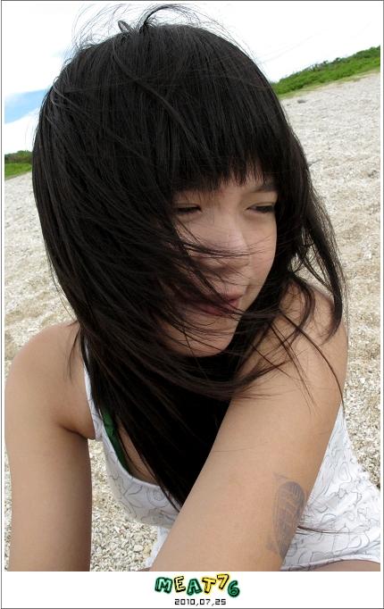 2010,07,25【綠島打工換宿日誌】第六天|2010,07,25雨過天青還需要靠自己01