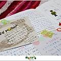 2012【手帳日記】2012年9月10月手帳分享 寄思筆記本03