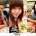 2012,09,22【忠誠號】士林夜市美食街食記|天婦羅、臭豆腐、蚵仔煎三種台灣小吃一次品足05