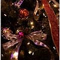 【米特蒐】2012聖誕樹|文化大學推廣部建國本部|緞帶小卡窩心少女風00