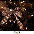 【米特蒐】2012聖誕樹|文化大學推廣部建國本部|緞帶小卡窩心少女風08
