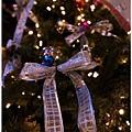 【米特蒐】2012聖誕樹|文化大學推廣部建國本部|緞帶小卡窩心少女風07