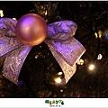 【米特蒐】2012聖誕樹|文化大學推廣部建國本部|緞帶小卡窩心少女風09