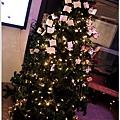 【米特蒐】2012聖誕樹|文化大學推廣部建國本部|緞帶小卡窩心少女風10