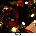 【米特蒐】2012聖誕樹|文化大學推廣部建國本部|緞帶小卡窩心少女風12