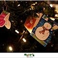 【米特蒐】2012聖誕樹|文化大學推廣部建國本部|緞帶小卡窩心少女風14