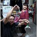 【烏龍狗生活】2012,11,11 膽小狗烏龍連花蟹也怕03
