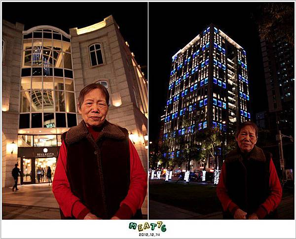 2012,12,14【聖誕節】2012聖誕樹特輯|台北信義區|貴婦百貨金碧輝煌的熱氣球幻想003